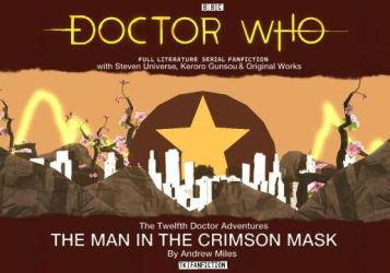 The Man in the Crimson Mask by Murax-ExtramisFlux