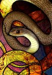 Indo-Chinese Rat Snake by Culpeo-Fox