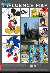 Influence Map by SonicHearts