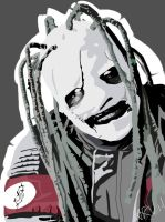 Corey Taylor-Iowa by ARandomUserl-l