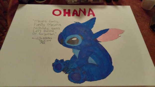 Stitch project part 4 by Ayame-Chan90