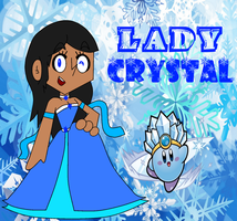 Lady Crystal by ZeoLightning