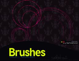 PS Brush-1 Circles by oridzuru