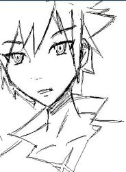 Takuto Sketch by anime-oblivion