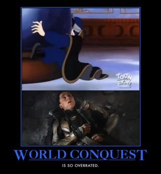 World Conquest Poster by crystal-of-ix