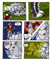 Alice Ninetales Tf Comic: Page 1 by BlondeUchiha