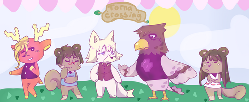 Torna Crossing by dusknoirs