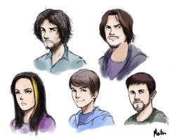 Game Grumps2 by Sokkhue
