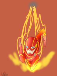 Run Barry Run by The-Henryverse