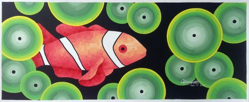 Left Fish by a-p-b