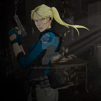 Resident Evil 8 part 3 by Mickecchi