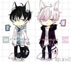 [SETPRICE*CLOSED]Lineheart*48 by Relxion-kun