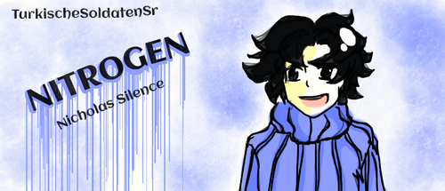 I'm An Element- Nitrogen by TurkischeSoldatenSr
