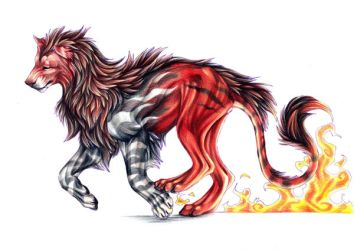 Fire Bringer by Quinneys