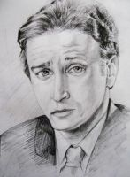Jon Stewart by KingVahagn
