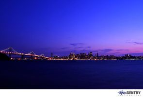 SF Skyline - Color by TopherGentry