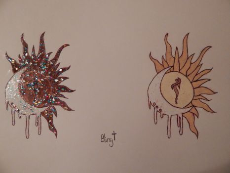 Tirea Keia'rius/Glitter Charms 3 by GypsyBling17