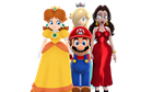 Mario's Girls by Mk513