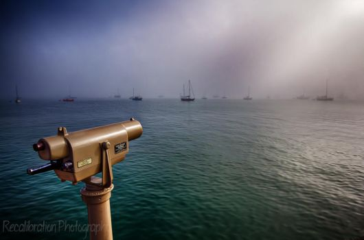 Santa Barbara #3 - Stearns Wharf by Recalibration