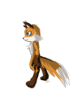 -.-Fox Concept 01-.- by Embercia