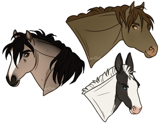 DI   Headshot Gifts by Cat-Orb