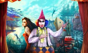 Join The Circus by agios