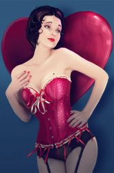 Betty Boop by Eireen