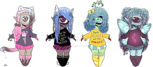 Xynthii adopts || Snow Hair // moved by Tenshilove