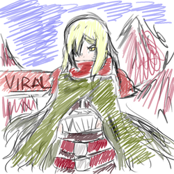 Viral Doodle--TTGL by TheWindKnight