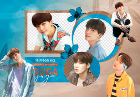 PNG PACK: Suga #11 (Summer Package in Saipan) by Hallyumi
