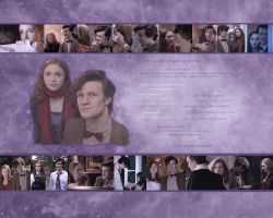 DW: Amy and the Doctor by sharded