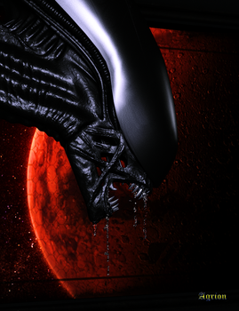 Xenomorph by Agr1on