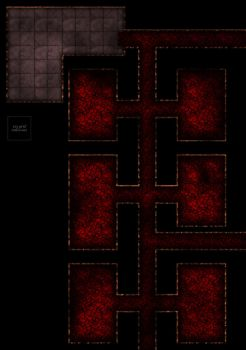 Giant Stronghold battlemap part 3 by SavingThrower