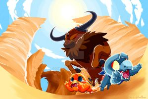 Great Canyon by Siimamon