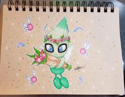 Onion Fairy Gift by seles66