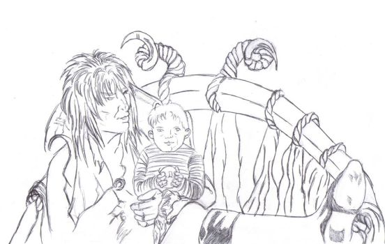 Jareth and Toby Skeych by saphirerose22193