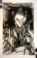 Alucard Card by WolfMagnum