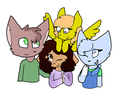 The Y Squad (gift) by swirliee