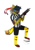 Football Gun Time! [Rq] by CristalWolf567
