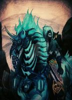 Darksiders: Draven gets a new Mount by AngelKiller666