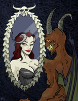 10 Succubus by WesleyRiot
