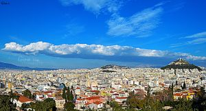 Athens city through my eyes by ginavd