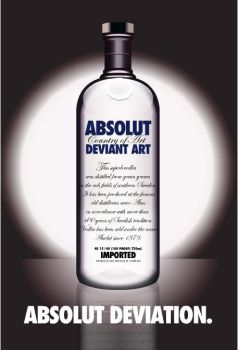 Absolut Deviation by unorthodoxmedia