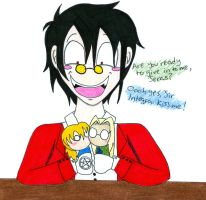 Alucard's Dolls by pitchperfect