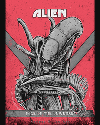Alien Xenomorph by KGArtDesign