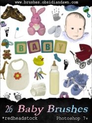 GIMP Baby Brushes by Project-GimpBC