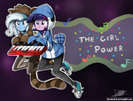 .:The GIRL POWER:. by The-Butcher-X