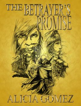 The Betrayer's Promise- Cover