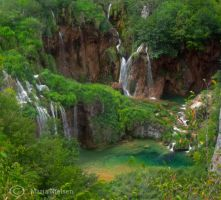 National Park Plitvice 2 by Moonbird9
