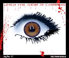 When The Grim Is Coming by bartoszf
